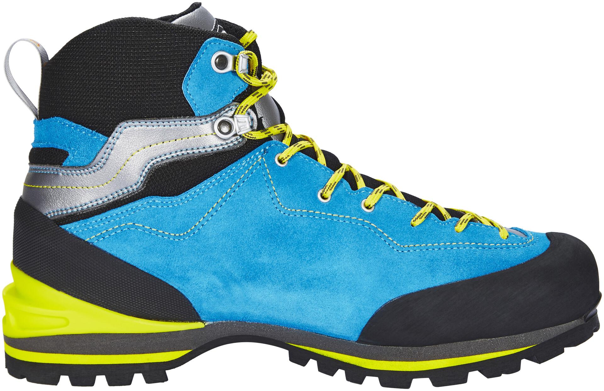 Herren Garmont Grey Aqua Boots Ascent Gtx Bluelight SUVzMp